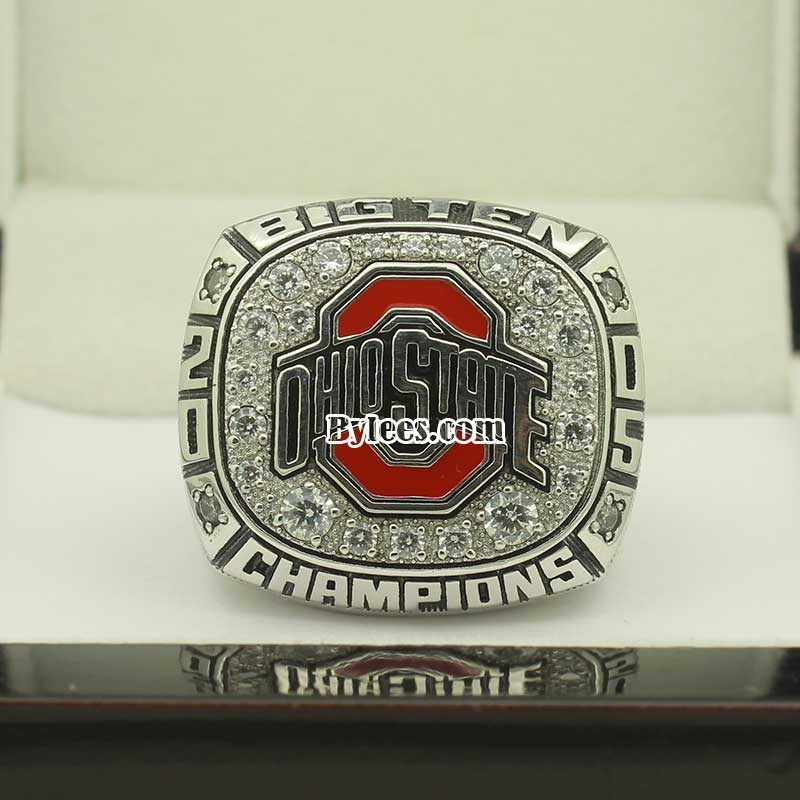 2005 Ohio State Big Ten Championship Ring