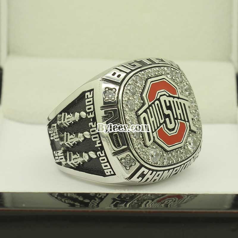 ohio state 2005 Big Ten championship ring