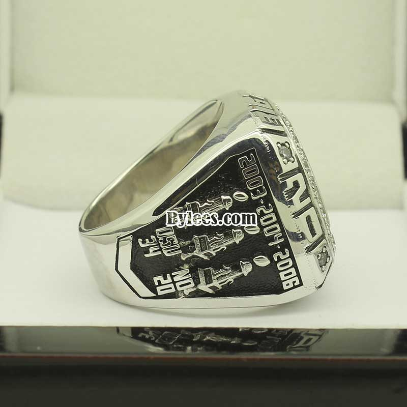 2005 OU Big Ten Championship Ring