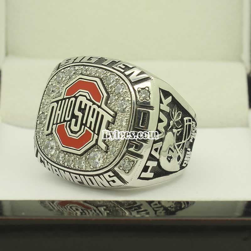 2005 OSU Ohio State Buckeyes Big Ten Championship Ring
