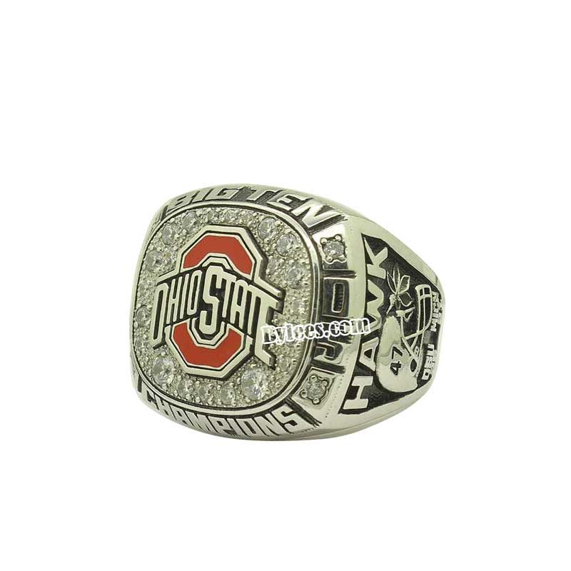OSU Ohio State 2005 Big Ten Championship Ring