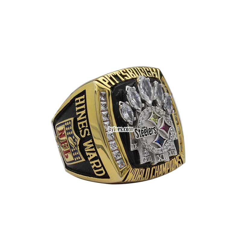 Pittsburgh Steelers Championship Ring 2005