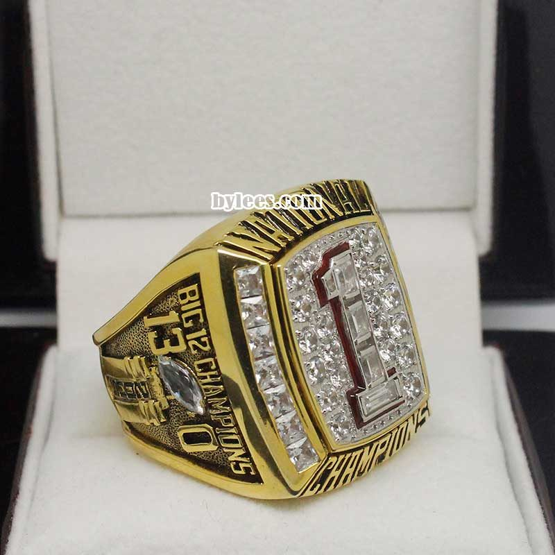 College Football National championship ring 2005