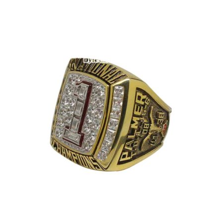 Texas Longhorns 2005 Football championship ring