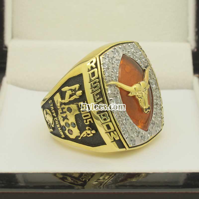 2005 Texas Rose Bowl Championship Ring