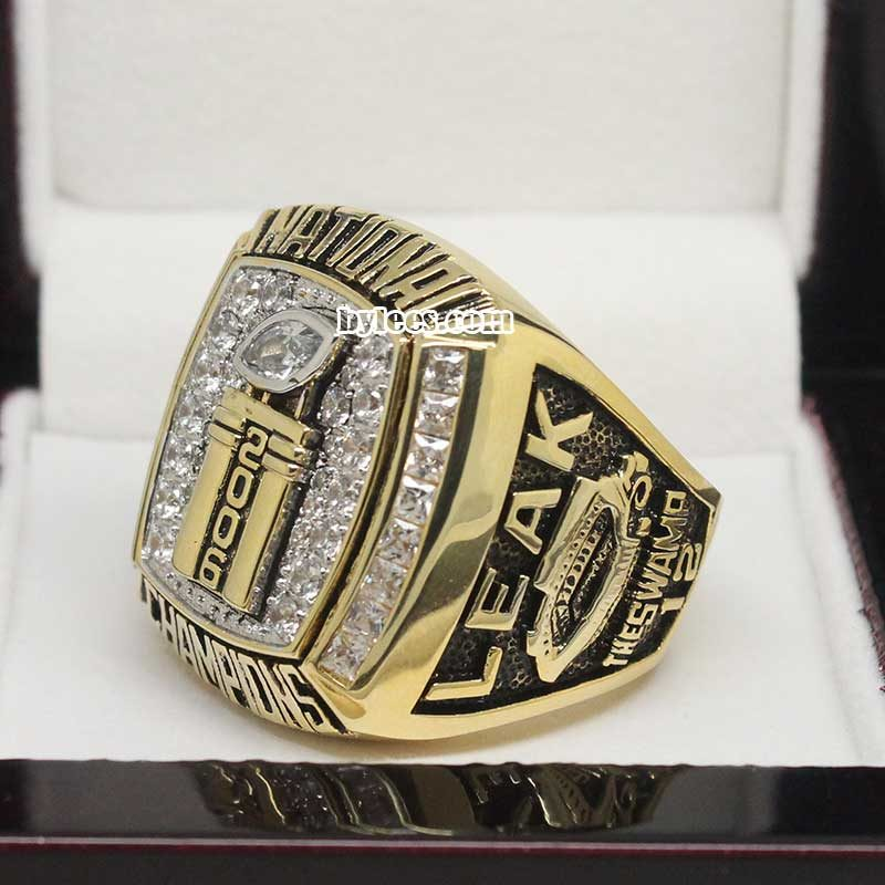 Gators 2006 National Championship Ring