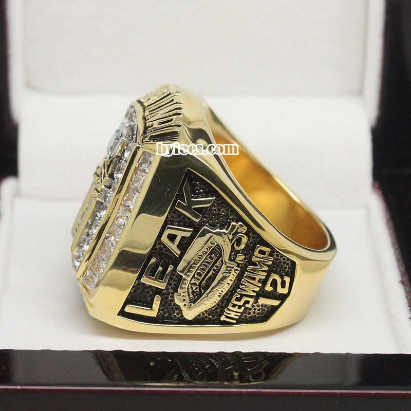 2006 Univerysity of Florida National Championship Ring