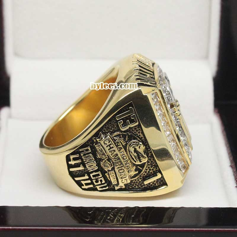 Gators National Championship Ring in 2006