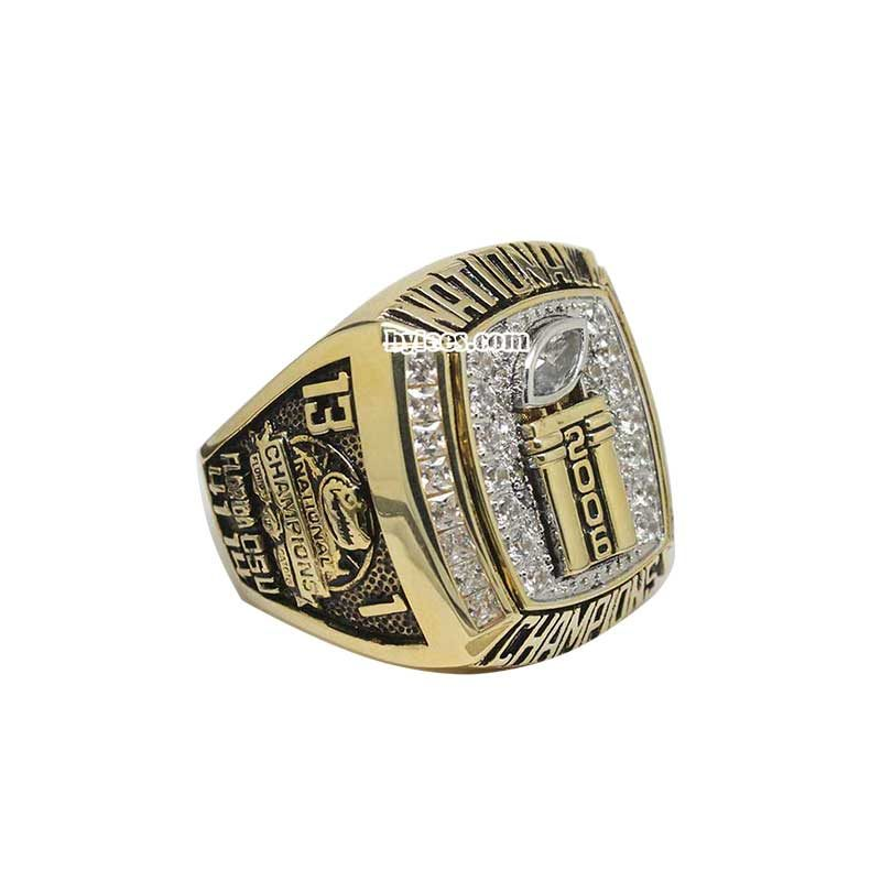 2006 Gators National Championship Ring