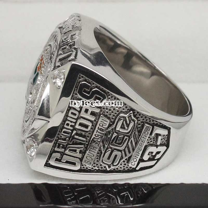 2006 Gators SEC Championship Ring
