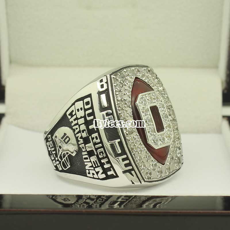 2006 OU Big Ten Championship Ring