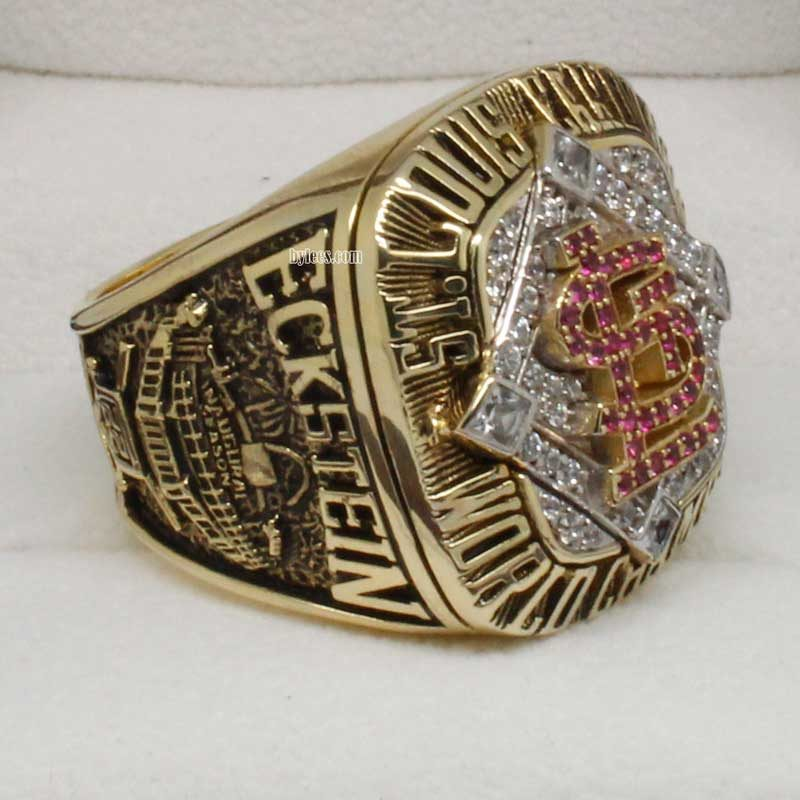 2006 St Louis Cardinals Championship Ring
