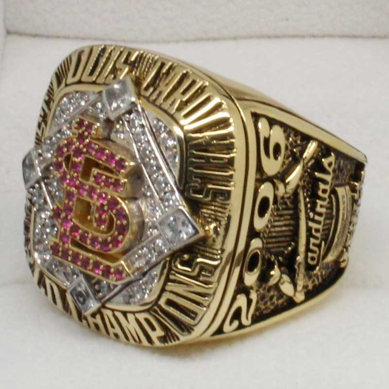 2006 Stl Cardinals world series Championship Ring