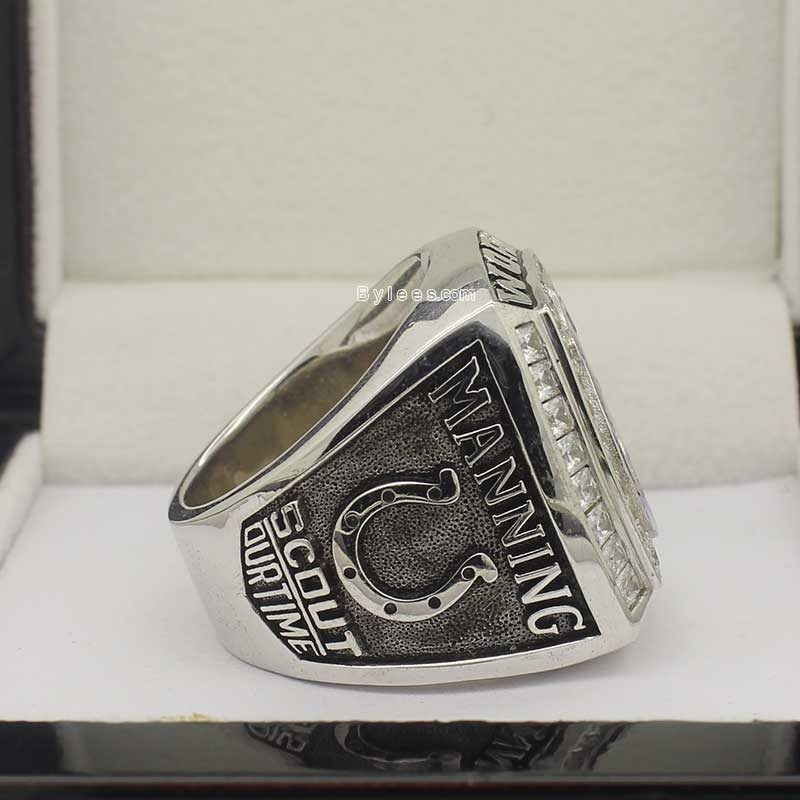 super bowl xli ring