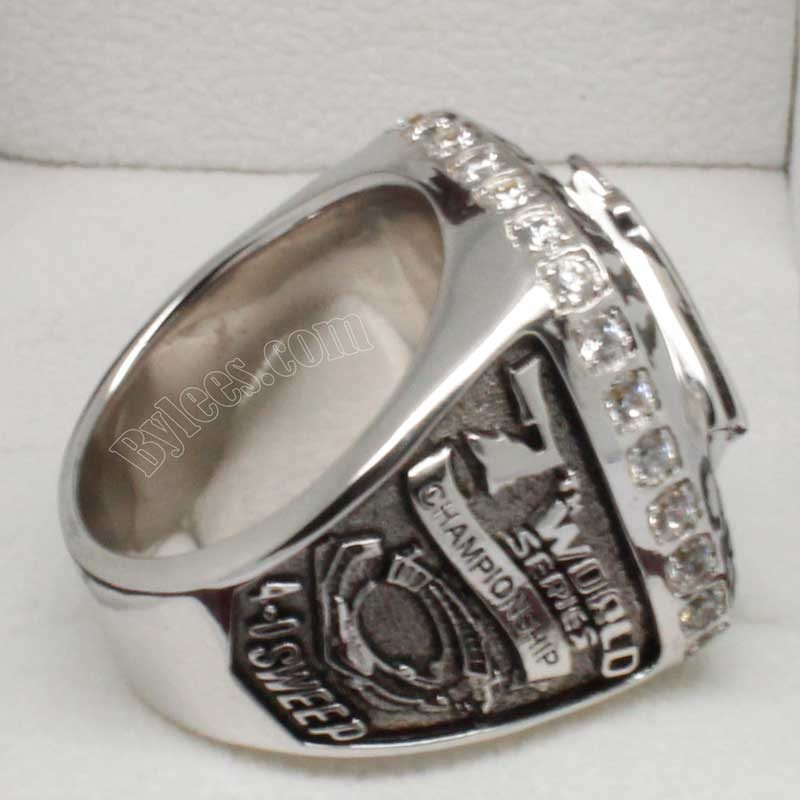 Boston Red Sox World Series Fan Championship Ring 2007