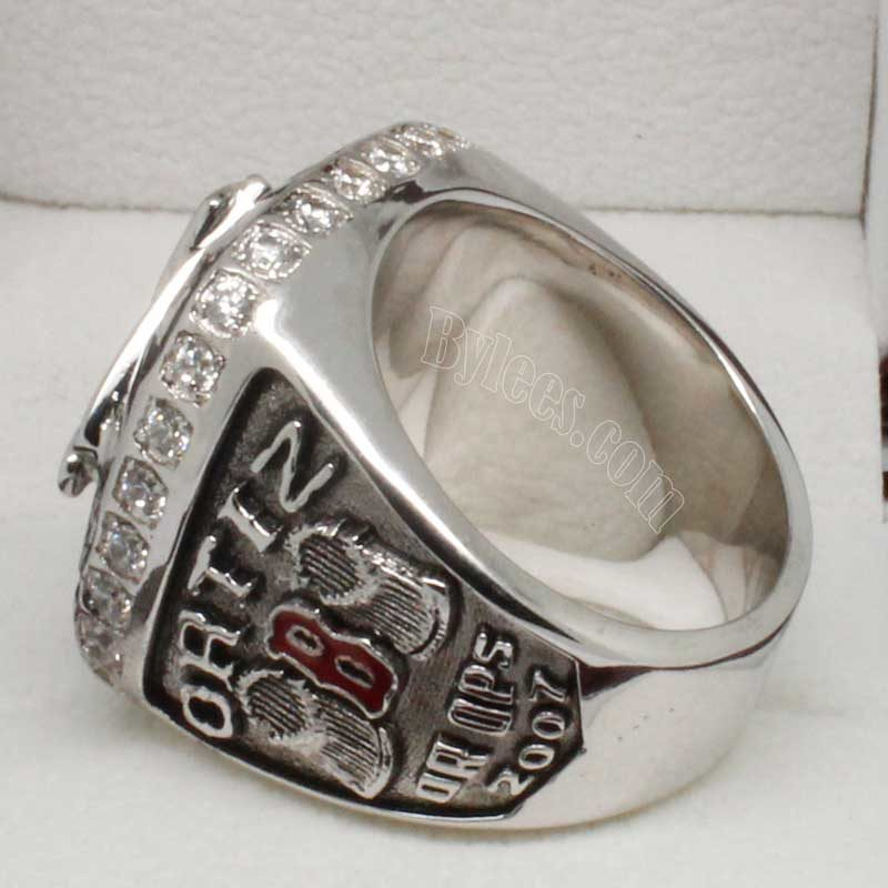 Boston Red Sox 2007 World Series Fan Ring