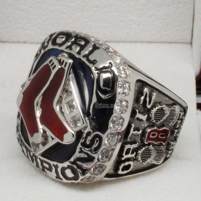 Red sox 2007 wolrd series fan Ring