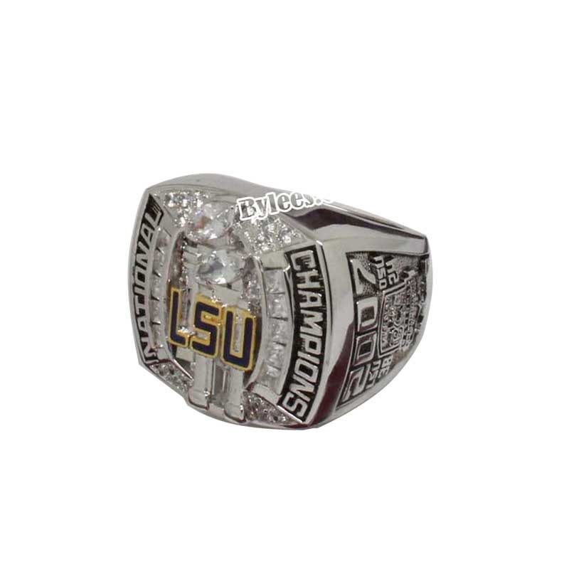 2007 LSU Tigers National Championship Ring