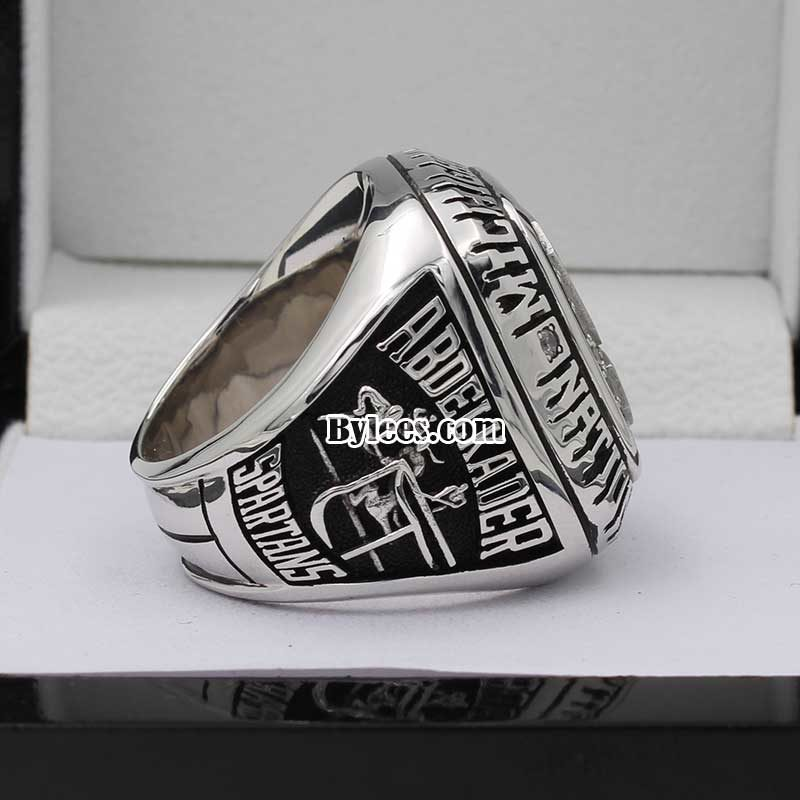 2007 NCAA Ice Hockey Championship Ring