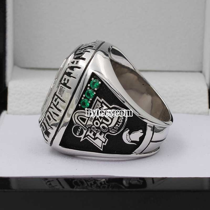 Michigan State Spartans Ice Hockey National Champions Ring 2007