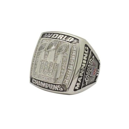 2007 super bowl ring