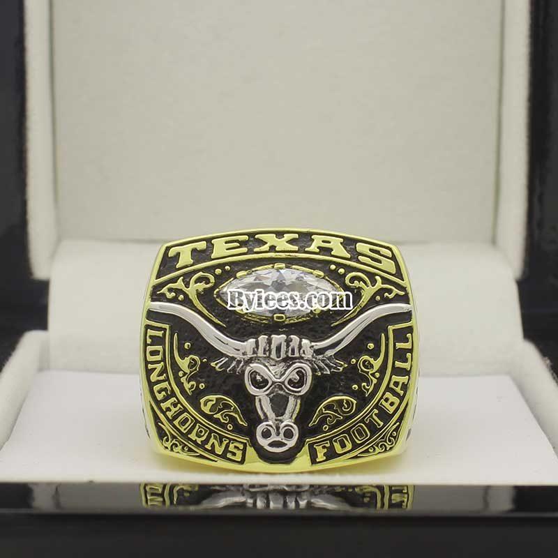 2007 Texas Longhorns Holiday Bowl Championship Ring
