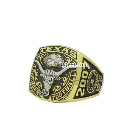 2007 Texas Longhorns Holiday Bowl Championship Ring(Thumbnail)