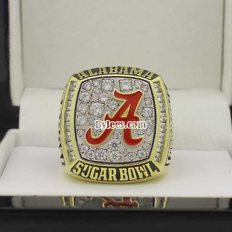 Alabama 2008 Sugar Bowl Championship Ring