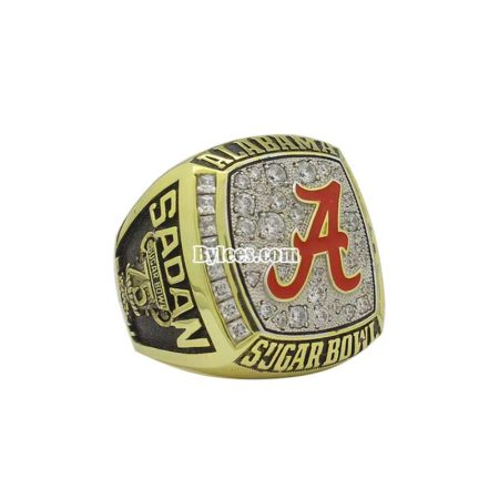 2008 Sugar Bowl Ring