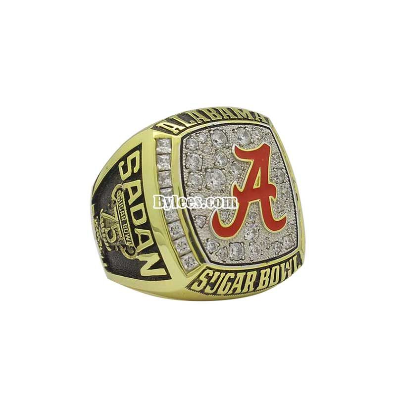 2008 Sugar Bowl Ring