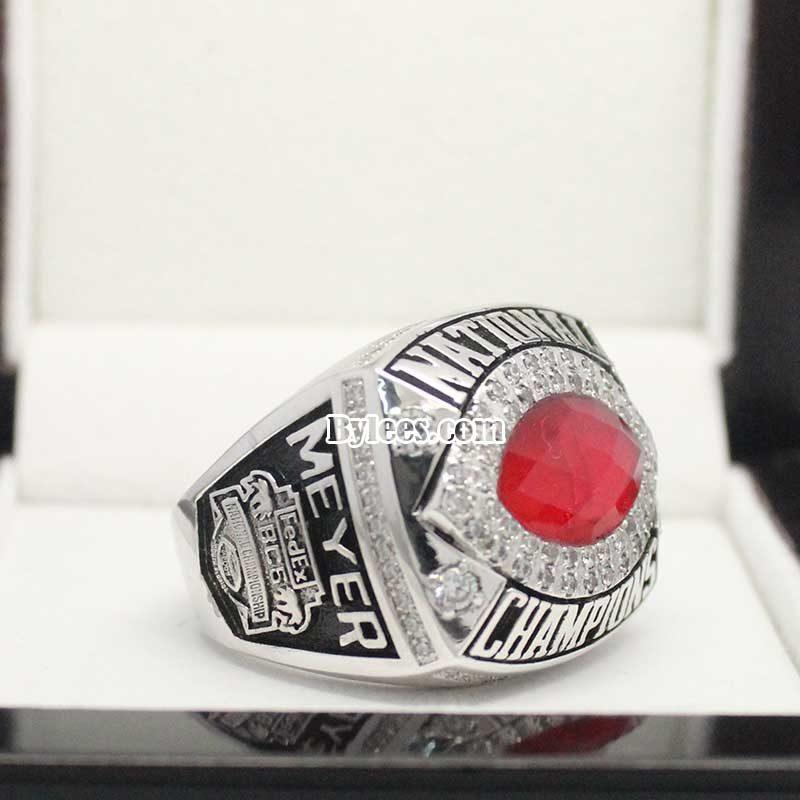 2008 BCS Nationial Championship Ring