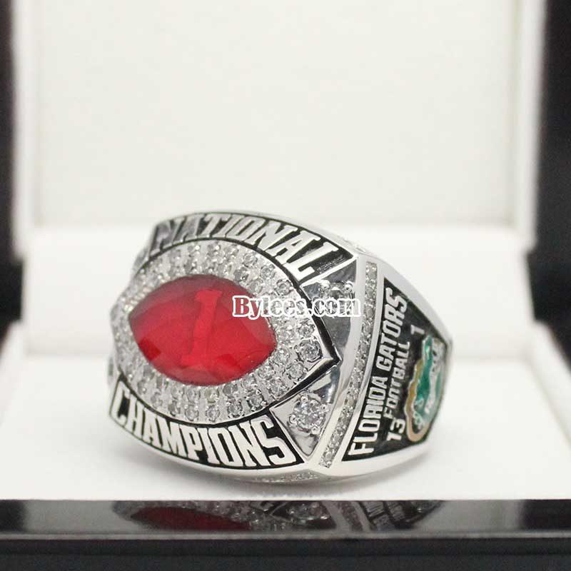 2008 Florida Gators BCS Nationial Championship Ring