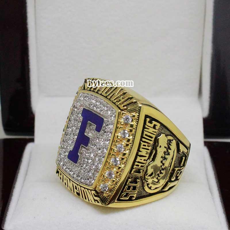 2008 Florida Gators National Championship Ring Best