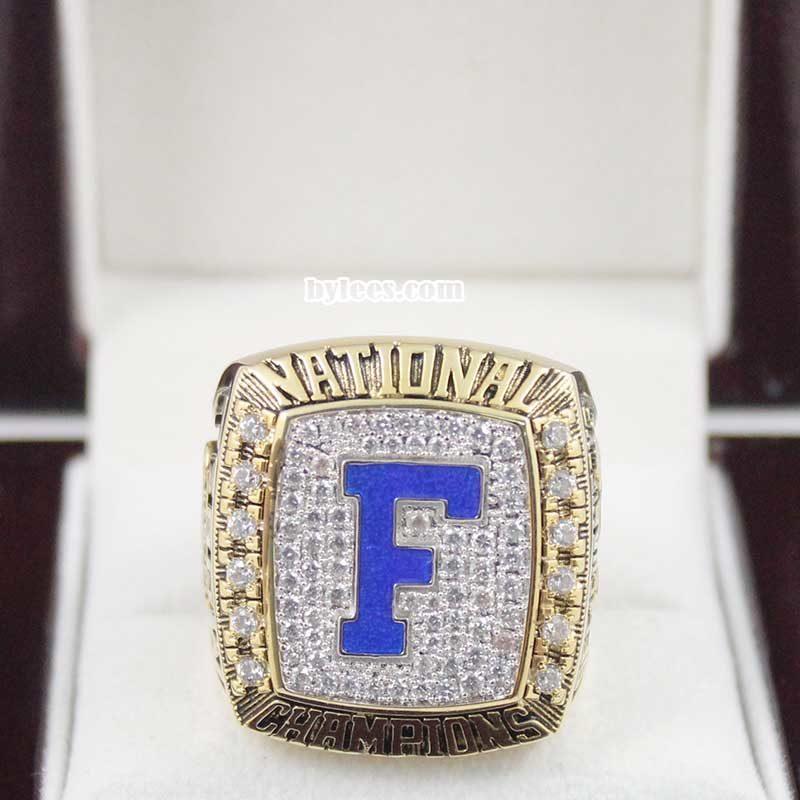 2008 Florida Gators Nationial Championship Ring