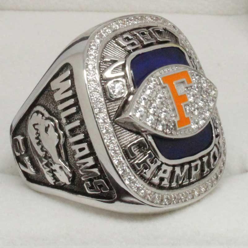 Florida 2008 SEC Championship Ring