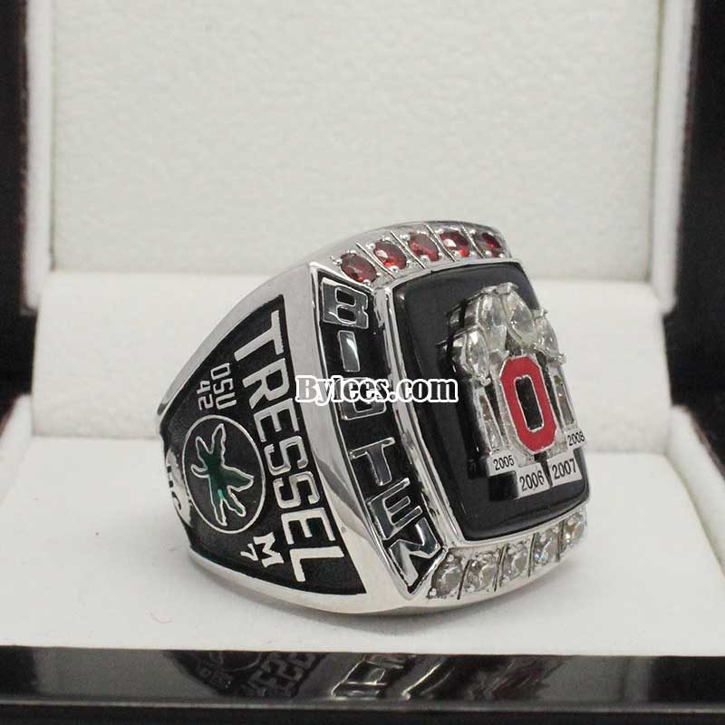 2008 OSU Ohio State Big Ten Championship Ring