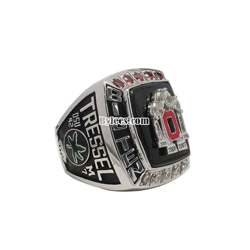 ohio state Big ten championship ring 2008