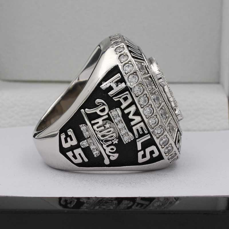 phillies championship ring(2008)
