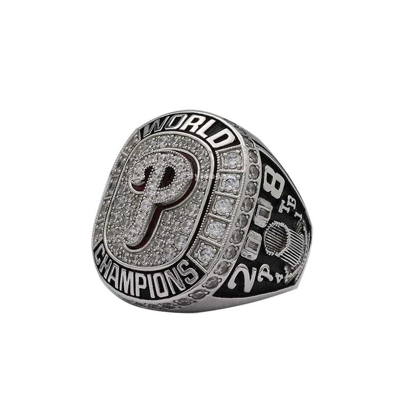 phillies 2008 ring