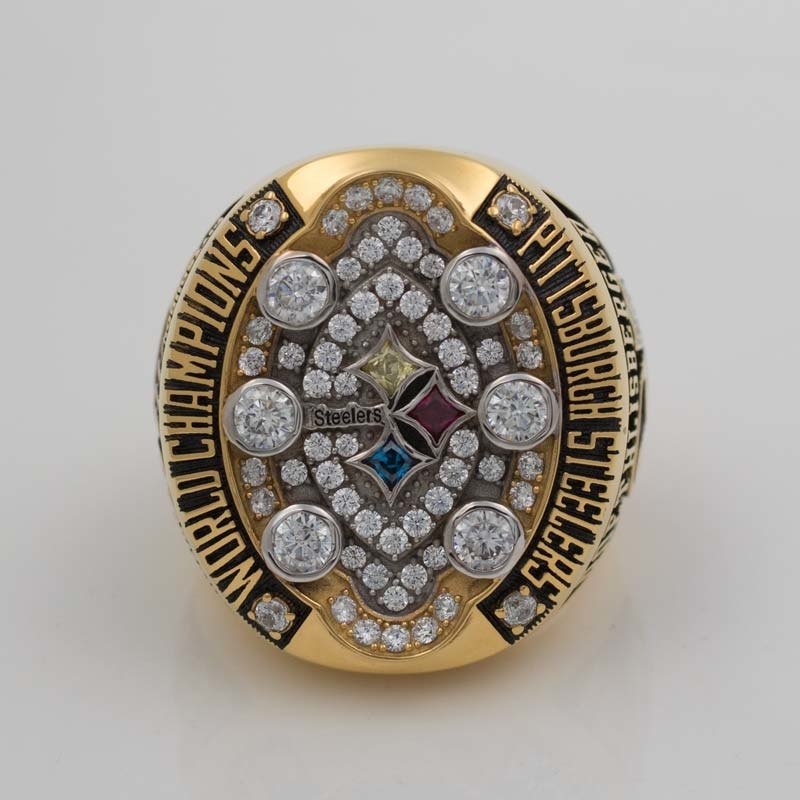 Super bowl XLIII RING