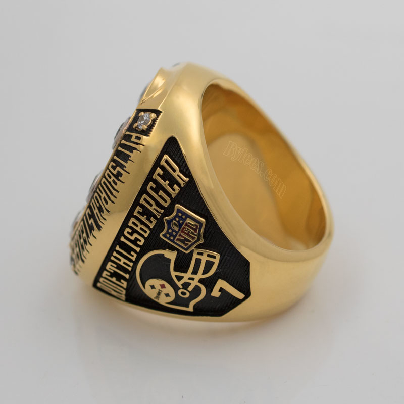 2008 Steelers super bowl XLiii championship ring