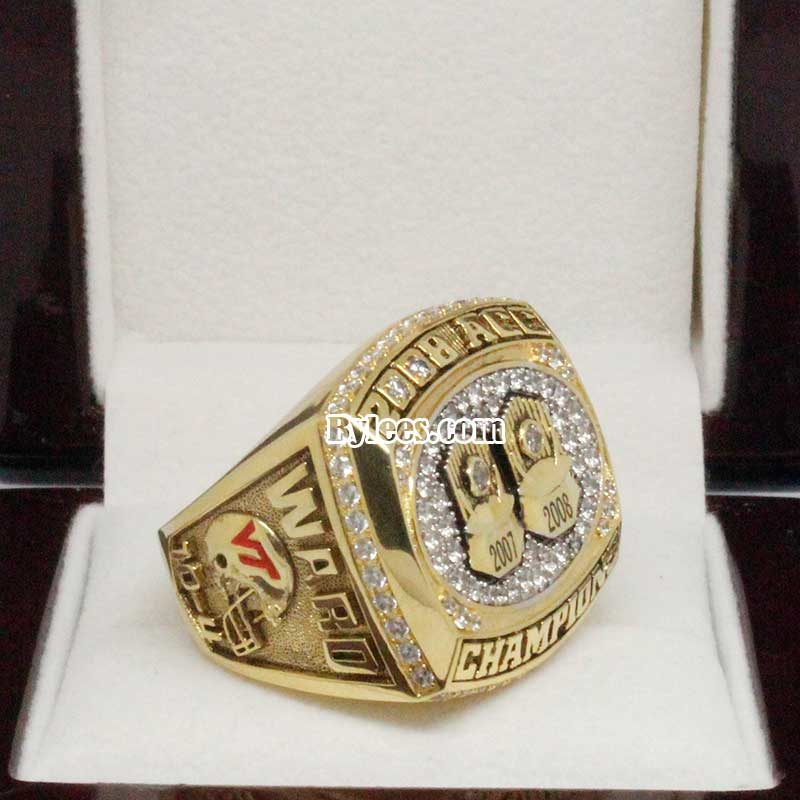 2008 Virginia Tech ACC Championship Ring