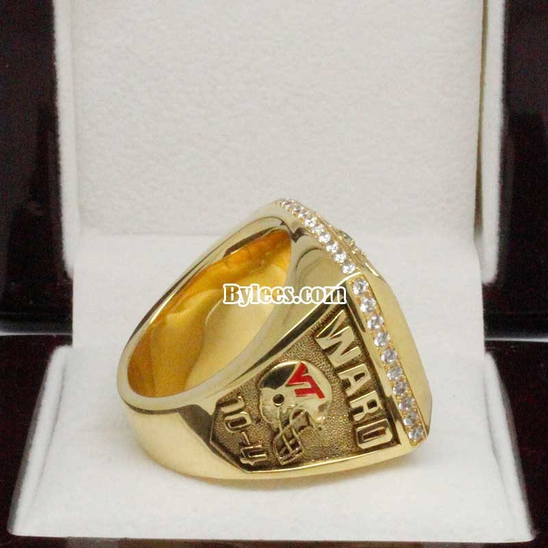 VA Tech 2008 Championship Ring