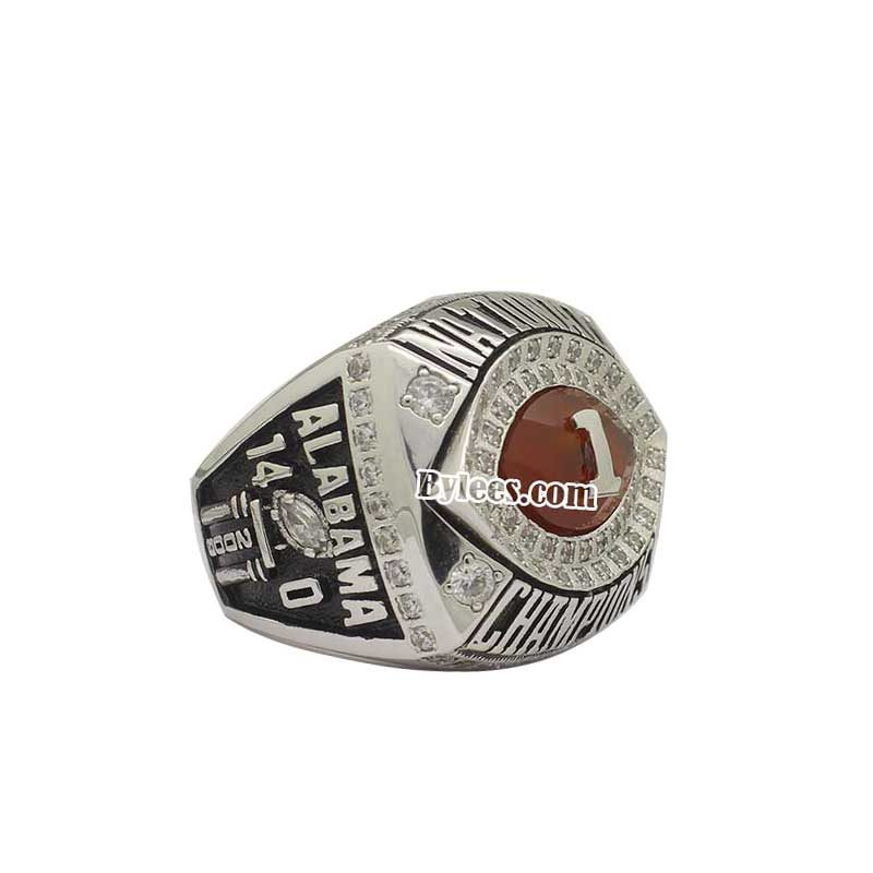 2010 Crimson Tide BCS National Championship Ring