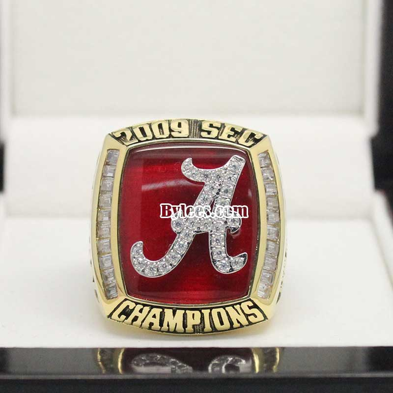 Alabama 2009 SEC Championship Ring