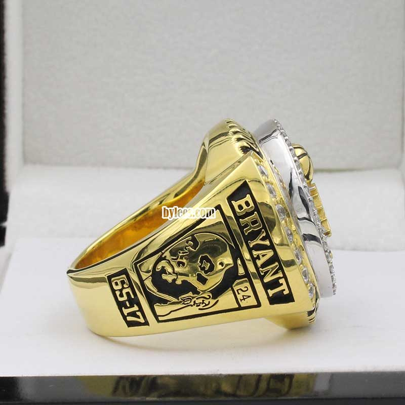kobe bryant replica rings