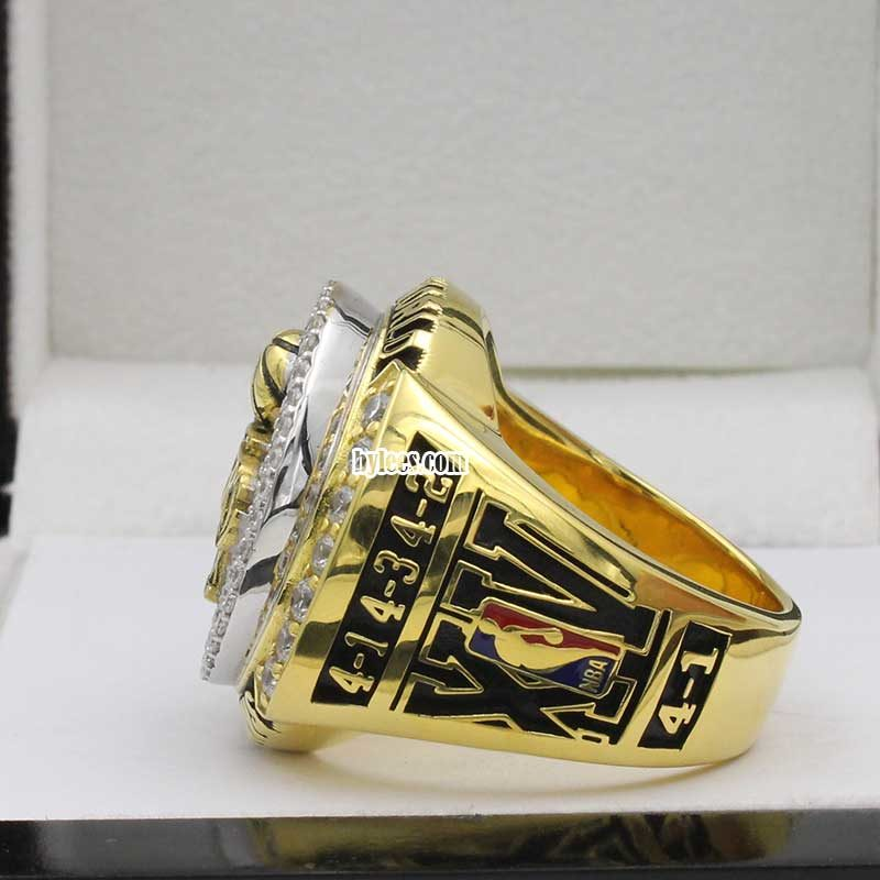 lakers replica ring