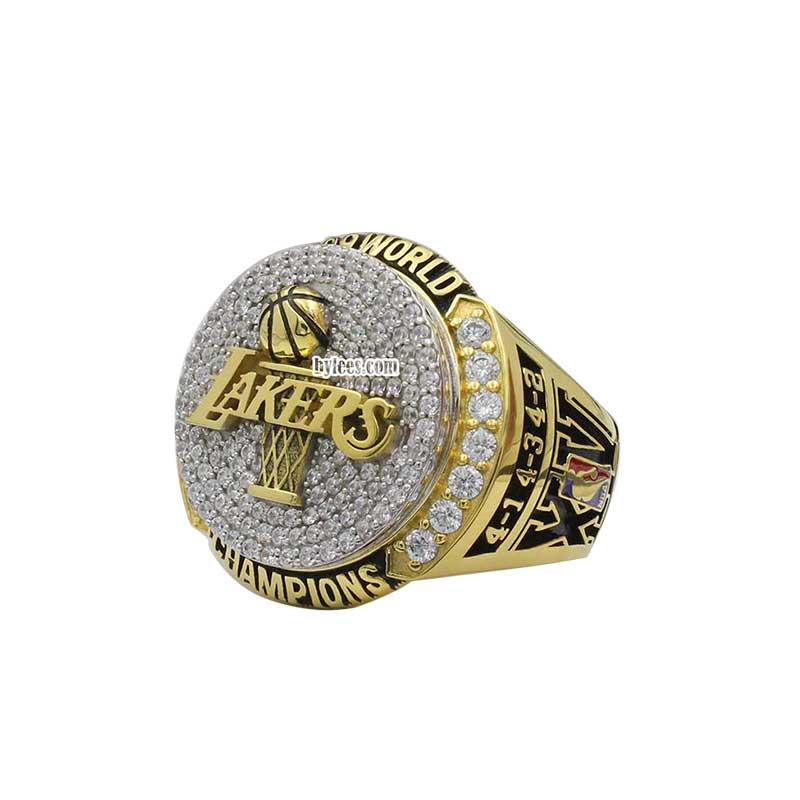 2009 Los Angeles Lakers Nba Championship Ring Best Championship Rings Championship Rings Designer
