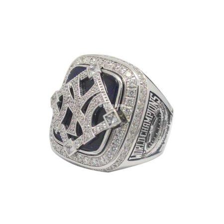 2009 yankees championship ring