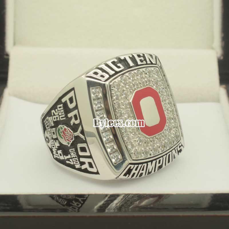 2009 Ohio State Big Ten Championship Ring